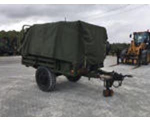 Turtle Mountain M15A2 Cargo Trailer