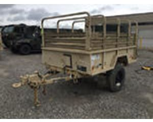 US ARMY Tank Automotive Command M11A2 Cargo Trailer