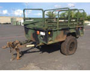 US ARMY Tank Automotive Command M101A3 Cargo Trailer