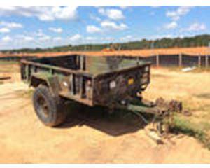 US ARMY Tank Automotive Command M12A2 Cargo Trailer