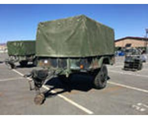 US ARMY Tank Automotive Command M15A2 Cargo Trailer