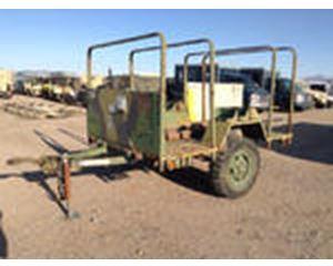 US ARMY Tank Automotive Command M116A1 Cargo Trailer