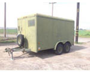 Wells Cargo CW122 Enclosed Utility Trailer