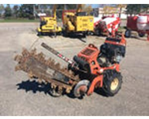 Ditch Witch RT12 Walk Behind Trencher