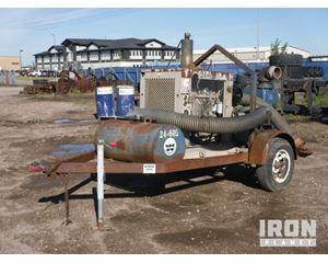 """Gorman-Rupp 16A2-B 6"""" Water Pump"""