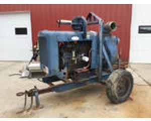 """Gorman-Rupp 16C2-F3 6"""" Water Pump"""