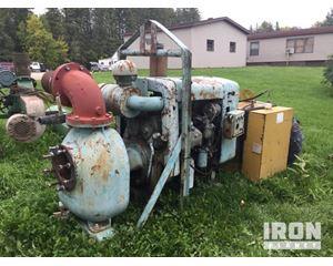 """Gorman-Rupp 88A2-544 8"""" Water Pump"""