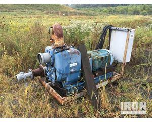Gorman-Rupp U6B6S-B Water Pump