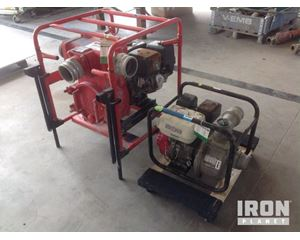 Lot of (2) Water Pumps