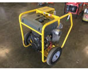 Wacker Neuson PTS4V Water Pump