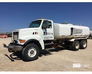 Sterling LT8500 T/A Water Truck