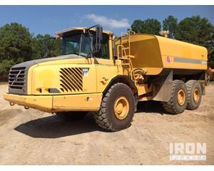 Volvo A30D Water Wagon