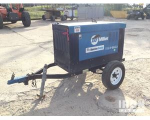 (unverified) Miller Big Blue 400 Eco Pro Engine Driven Welder