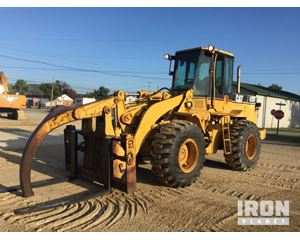 Cat 928F Wheel Loader