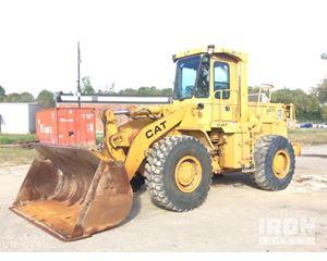 Cat 95B Wheel Loader