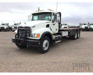 Mack CV713 T/A Winch Truck