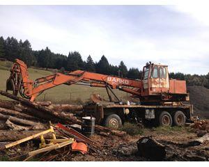Barko 350 Log Loader