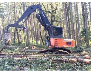 Hitachi 290 Logging / Forestry Equipment