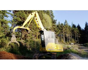 Kebelco 250 Shovel Logging / Forestry Equipment