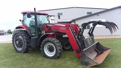 2011 Case IH PUMA 170 Tractor