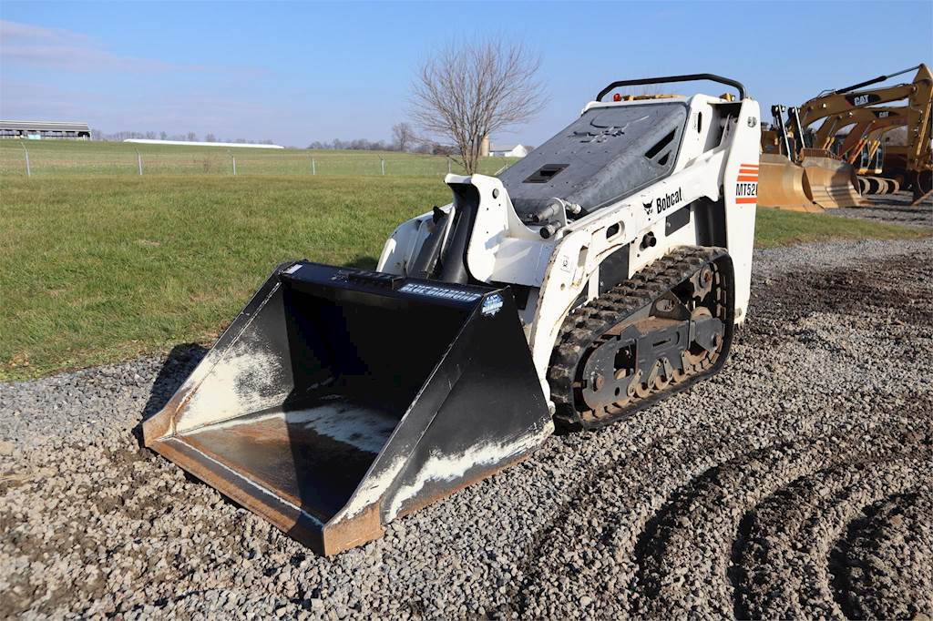 2015 Bobcat MT52 Skid Steer