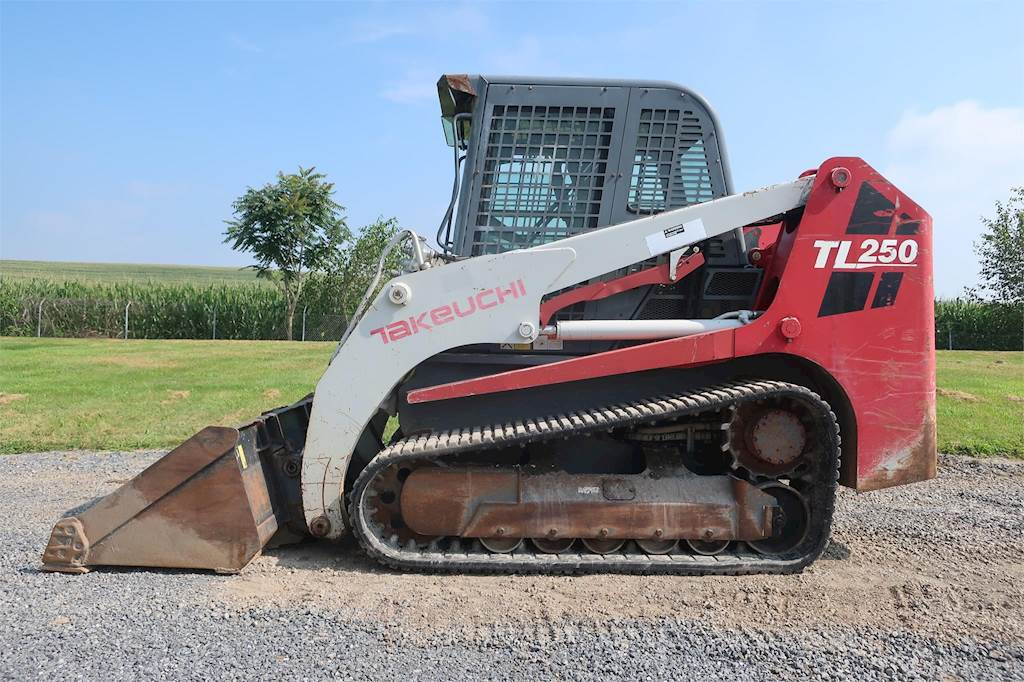 Takeuchi Skid Steer For Sale In Ga