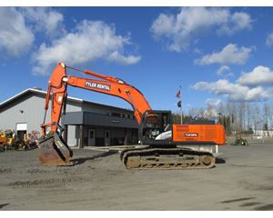 Hitachi ZX350 LC-5N Excavator