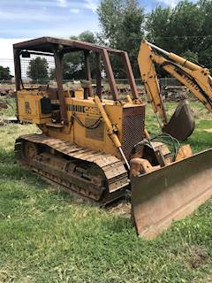 1984 Case 550 Dozer with 550 Blade
