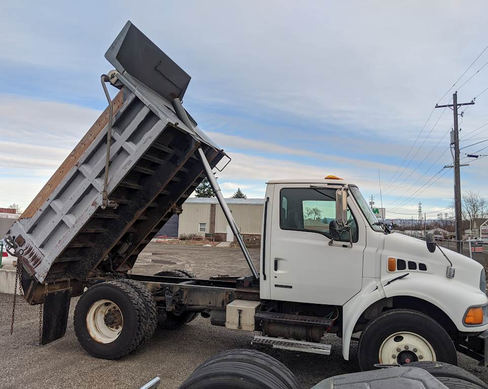 2000 Sterling Dump Truck For Sale