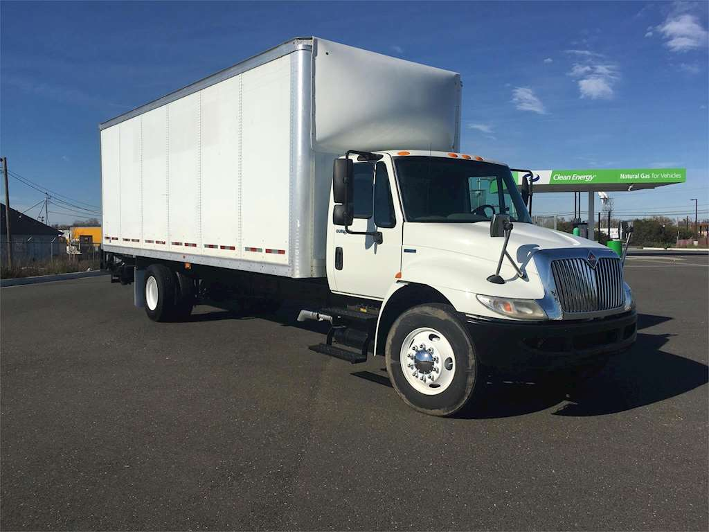 2011 International 4300 Sba Box Truck For Sale 249 803