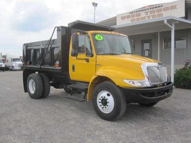 2013 international 4300 medium duty dump truck for sale 142 798 miles shreveport la 268334. Black Bedroom Furniture Sets. Home Design Ideas