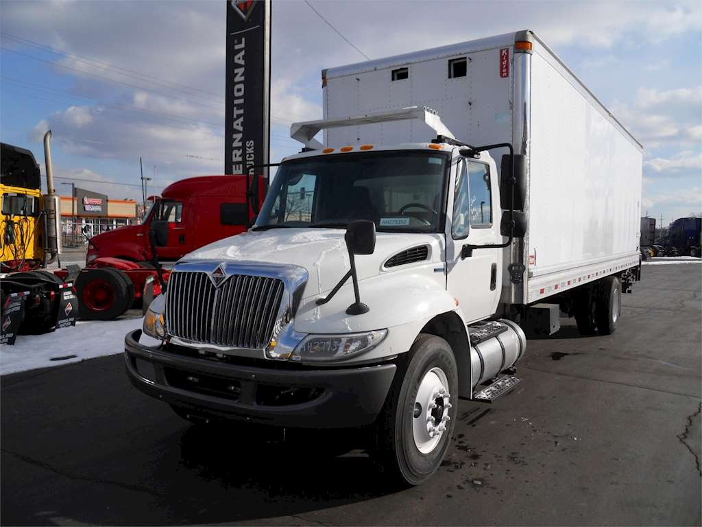 6 Door Truck For Sale Used >> 2010 International 4300 SBA Refrigerated Truck For Sale, 319,889 Miles | Melrose Park, IL ...