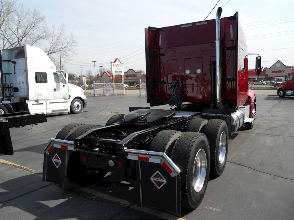 Semi Truck International Navistar Cat Ct13 Engine Diagram