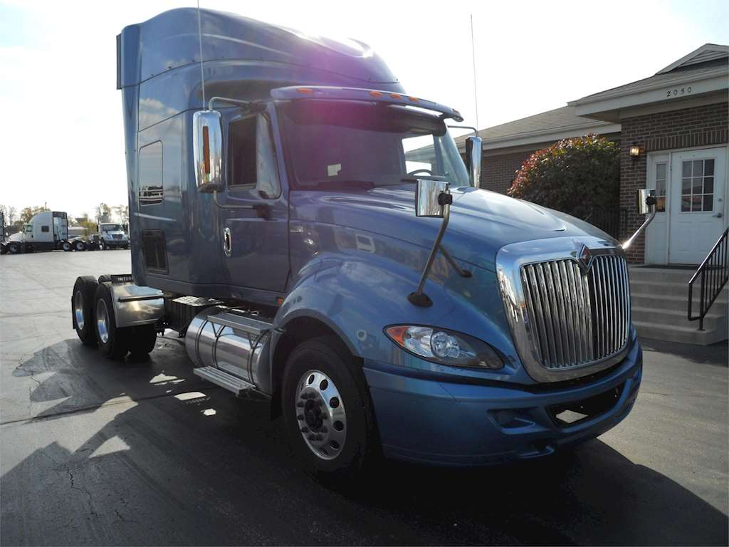 2013 international prostar sleeper truck for sale lisle
