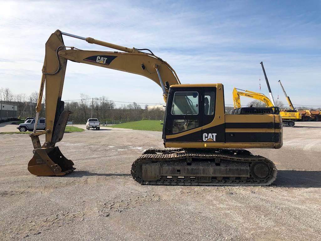 1999 Caterpillar 315BL Excavator