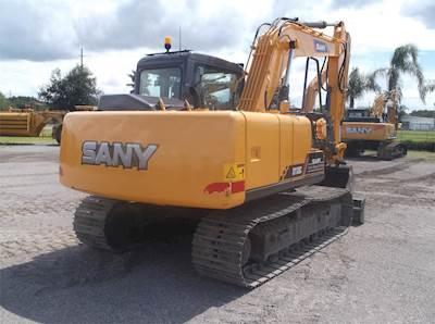 2015 Sany SY135C Excavator
