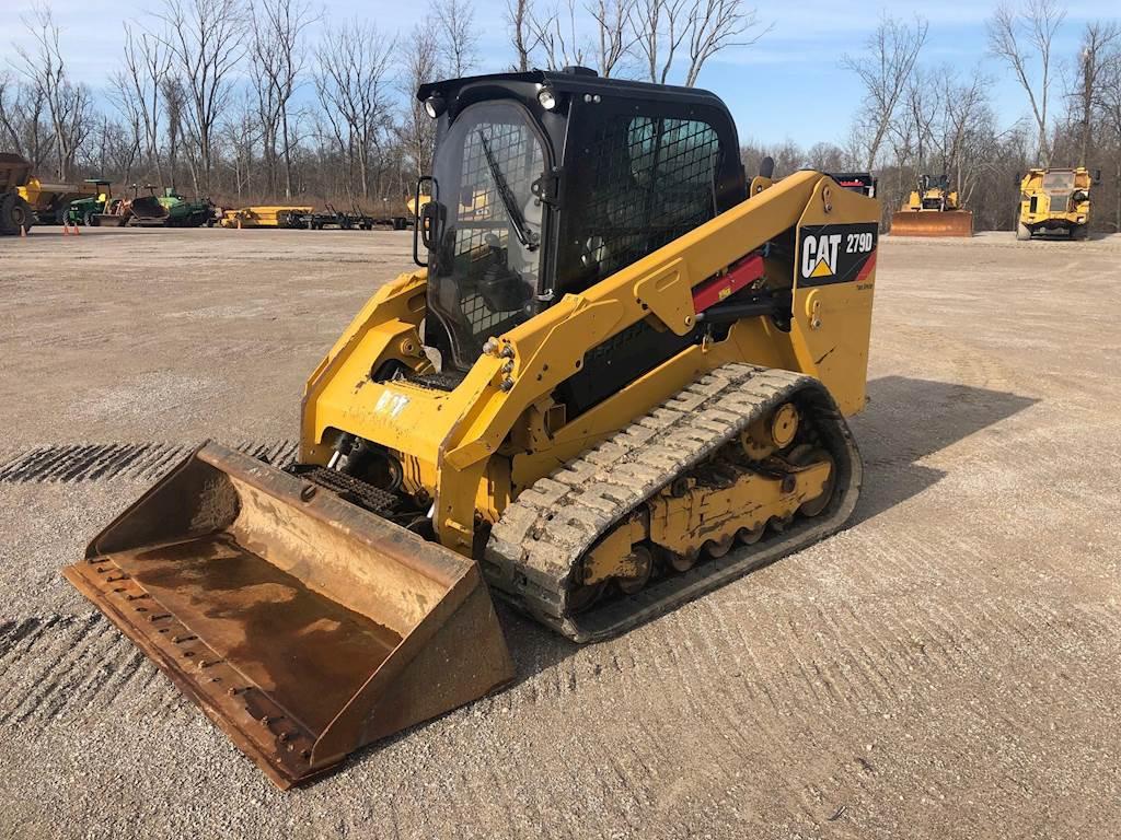 2015 Caterpillar 279D Forestry Mulcher For Sale, 2,787 Hours | Verona, KY |  T10248 | MyLittleSalesman com