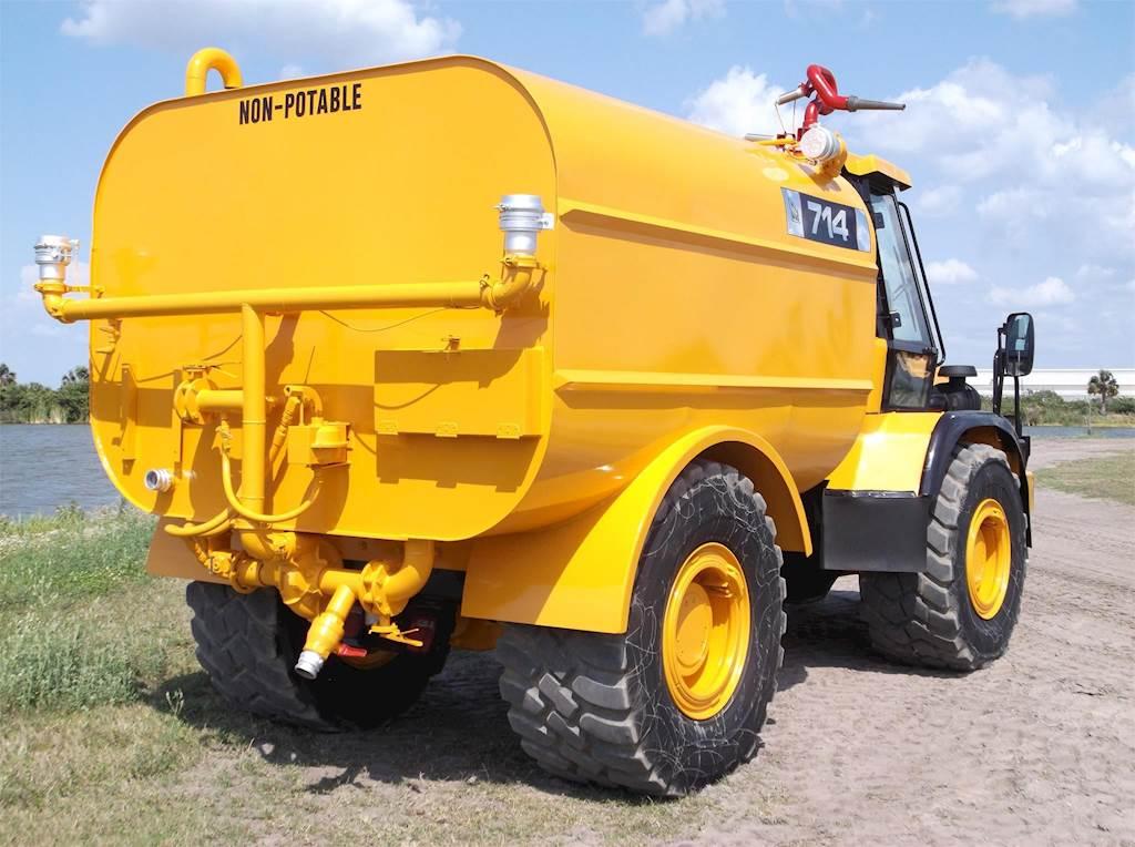 2006 JCB 714 Water Truck