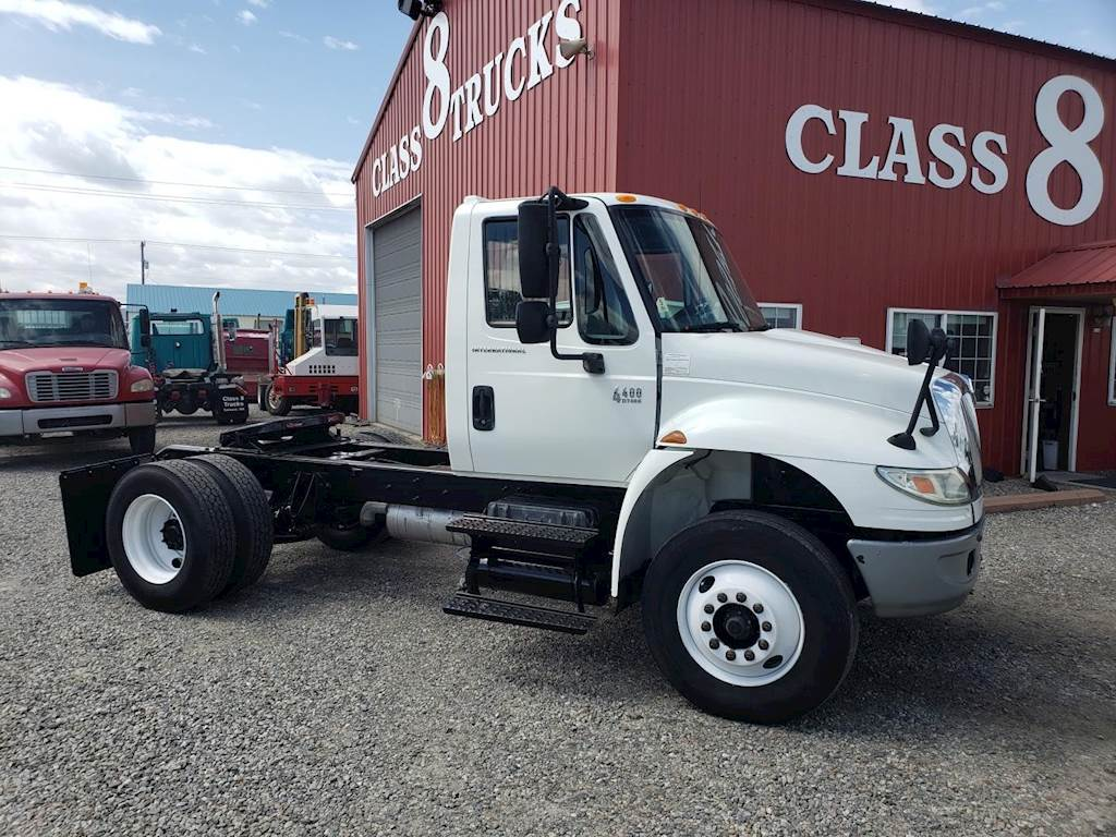 2005 International 4400 Single Axle Day Cab Truck, dt466 For Sale, 226,299  Miles | Spokane, WA | 108712 | MyLittleSalesman com