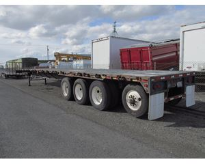 Alloy Trailers Quad Flatbed Trailer