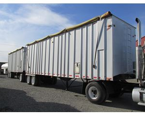 Alloy Trailers Open Top Trailer