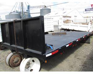 Flatbed Truck Body