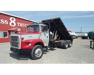 Ford L8000 Roll-Off Truck