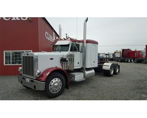 Peterbilt 359 Sleeper Truck