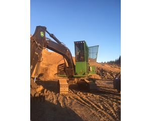 2014 John Deere 2154D Excavator