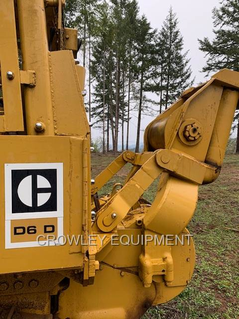 1977 Caterpillar D6D Dozer with Winch For Sale | Eugene, OR