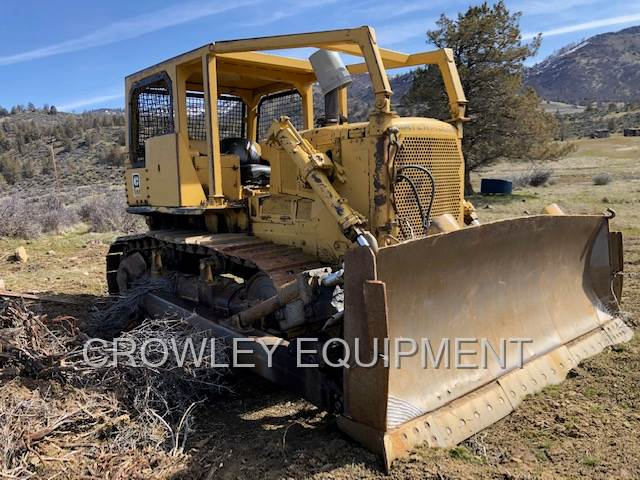 1980 Caterpillar D7G Dozer with Winch For Sale | Eugene, OR