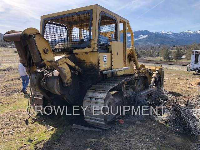 1980 Caterpillar D7G Dozer with Winch For Sale - Eugene, OR