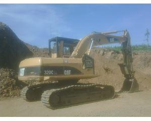 2003 Caterpillar 320C LL Excavator