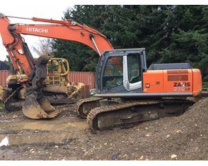 2008 Hitachi ZX270 LC-3 Excavator